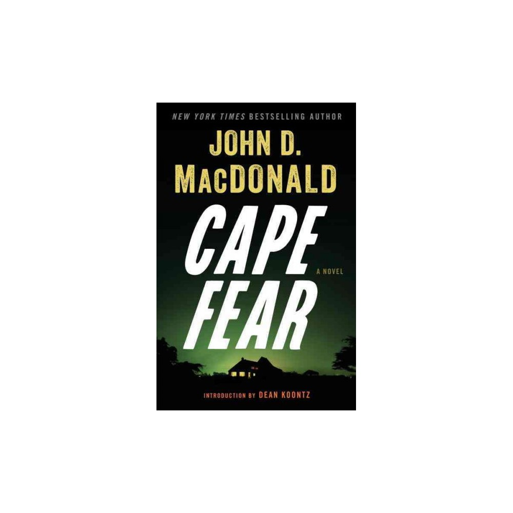 Cape Fear (Paperback), Books