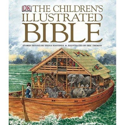 The Children's Illustrated Bible, Small Edition - by Selina Hastings (Hardcover)
