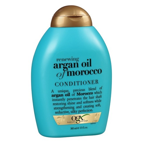OGX Moroccan Argan Oil Shampoo - 25.4 fl oz - image 1 of 5