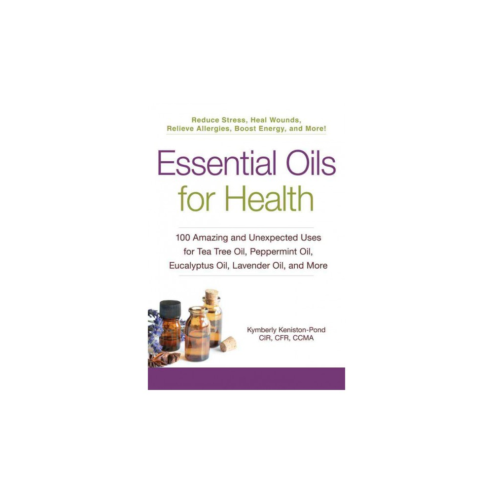Essential Oils for Health (Paperback)