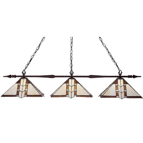 Z-Lite 99103-Z14-608 Aztec 3 Light Billiard / Island Chandelier - image 1 of 1