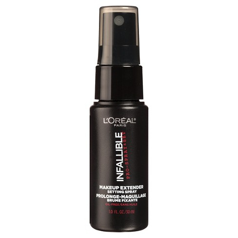 L'Oreal® Paris Infallible Pro-Mist & Fix Spray Trial Size Finishing Spray 1 fl oz - image 1 of 3