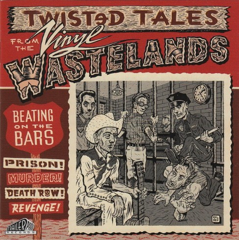 Various - Beating on the bars:Twisted tales v2 (Vinyl) - image 1 of 1