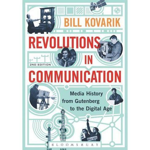 Revolutions in Communication - 2 Edition by  Bill Kovarik (Paperback) - image 1 of 1