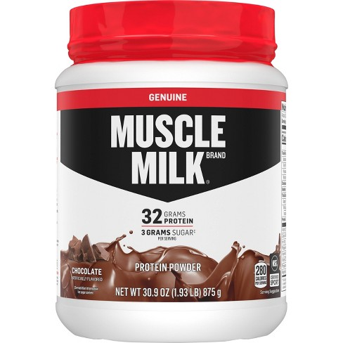 Muscle Milk Lean Muscle Protein Powder - Chocolate - 1.93lb - image 1 of 4