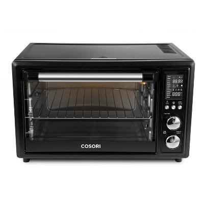 Cosori Deluxe XLS Smart Digital Air Fryer Toaster Oven with Bonus Rack