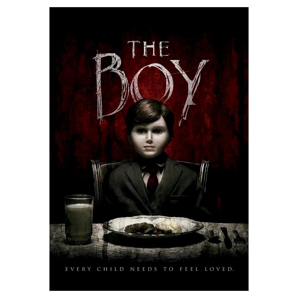 Boy, The (Dvd), Movies Boy, The (Dvd), Movies