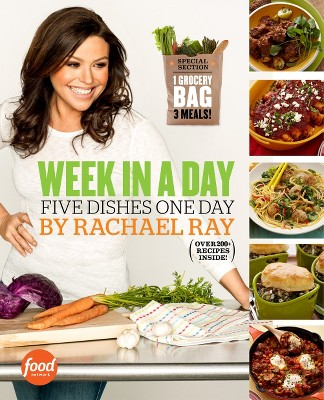 Week in a Day (Paperback)by Rachael Ray