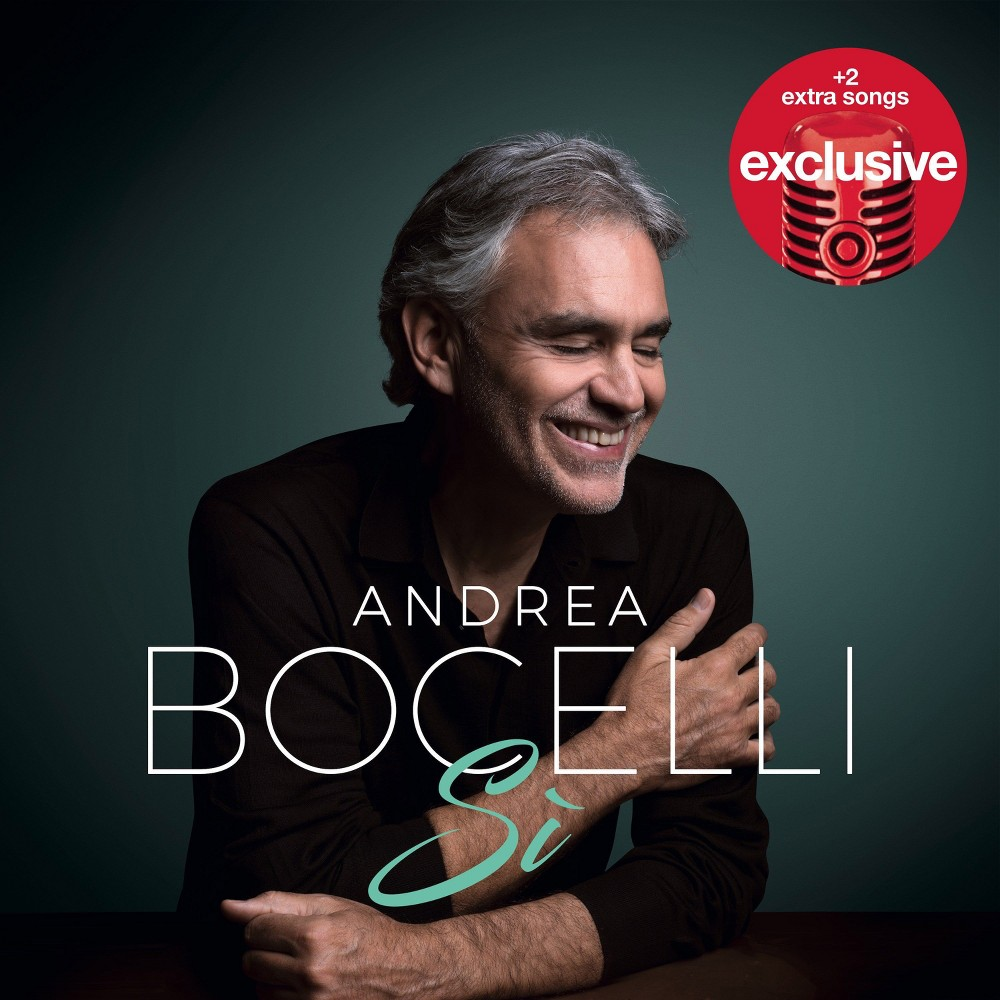 Andrea Bocelli - Si (Deluxe) (Target Exclusive)