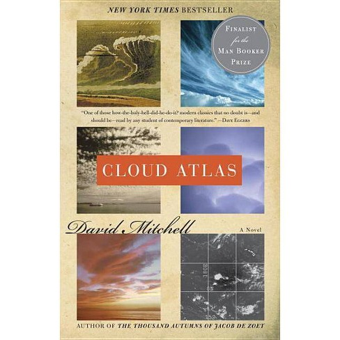 Cloud Atlas - by  David Mitchell (Paperback) - image 1 of 1