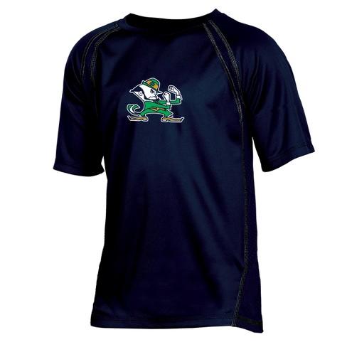 Notre Dame Fighting Irish Boy s Impact Poly Performance T-Shirt   Target 1db35c827