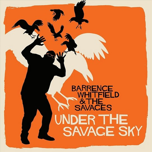 Barrence whitfield - Under the savage sky (Vinyl) - image 1 of 1