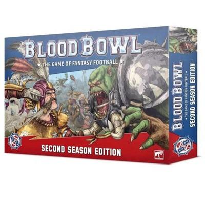 Blood Bowl (2nd Season Edition) Board Game