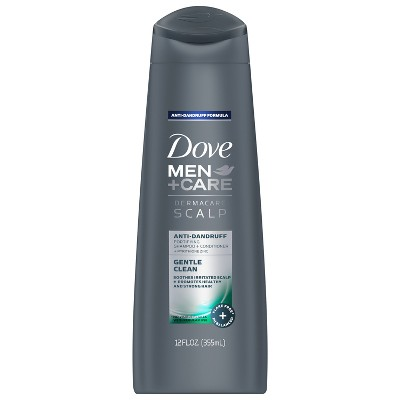 Shampoo & Conditioner: Dove Men+Care Dermacare Scalp