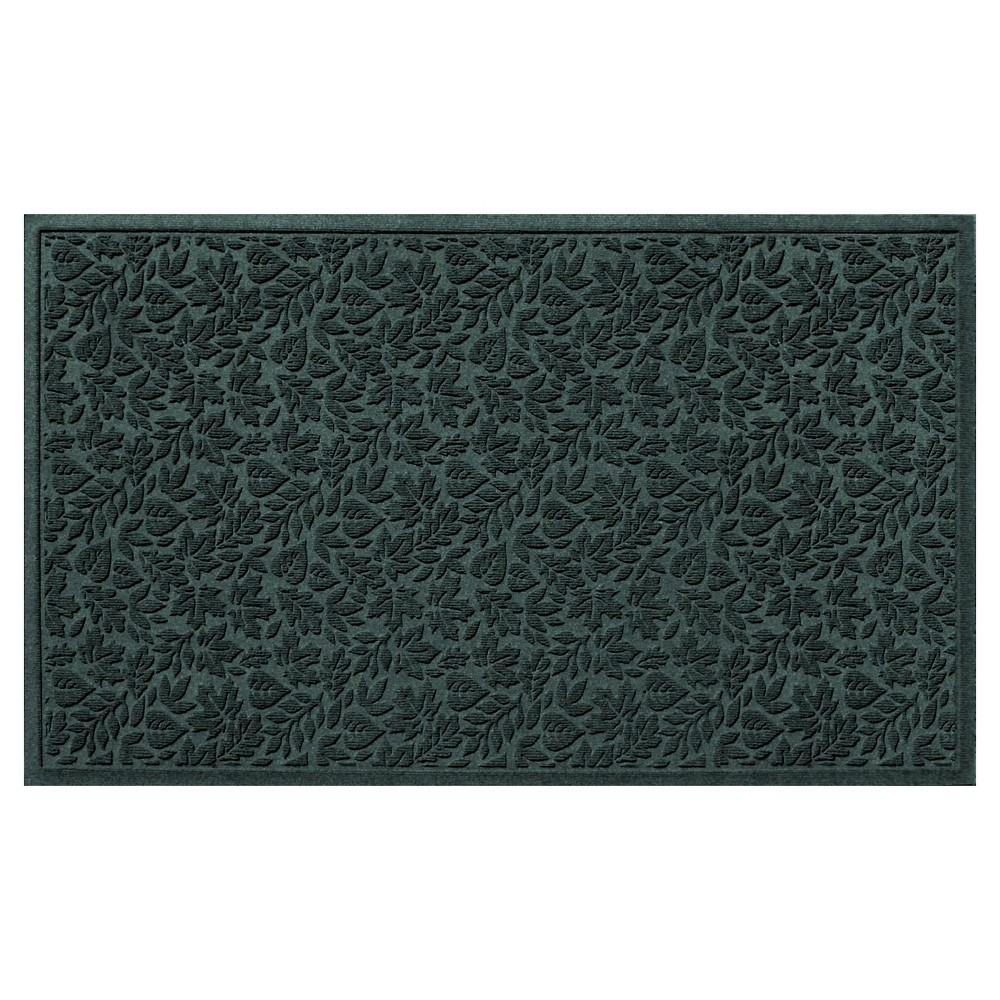 Evergreen (Green) Doormat - (3'X5') - Bungalow Flooring