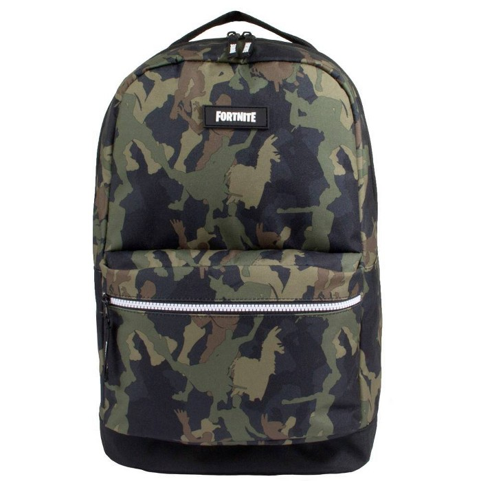"Fortnite 18"" Multiplier Backpack - Camo - image 1 of 1"