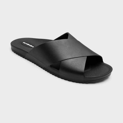 Women's Maddox Sustainable Crossband Slide Sandals - Okabashi