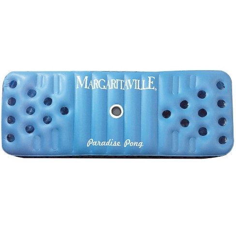 Margaritaville Inflatable Floating Paradise Pong Swimming Pool Float ...