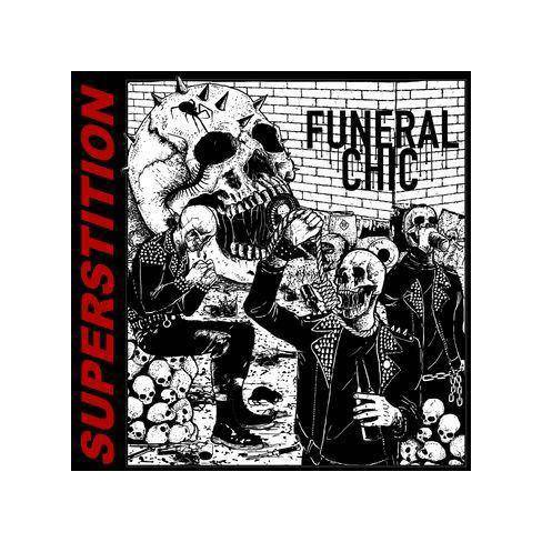 Funeral Chic - Superstition (CD) - image 1 of 1