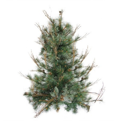 Northlight 3' Unlit Artificial Christmas Tree Country Mixed Pine