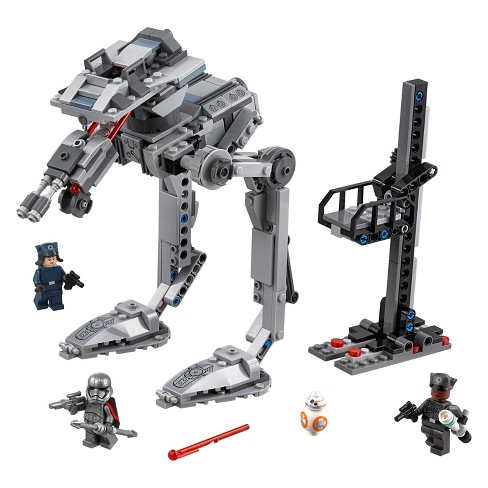 Lego Star Wars First Order At St 75201 Target