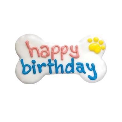 Molly's Barkery Birthday Cookie Dry Dog Treats - 2.19oz