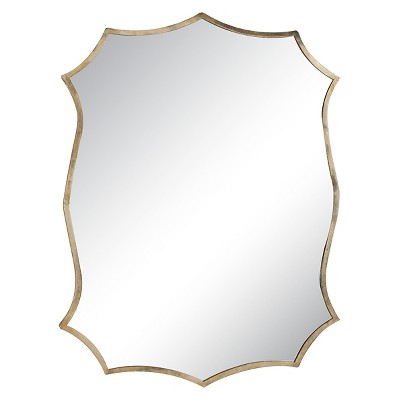 Migiana Metal Framed Decorative Wall Mirror - Uttermost