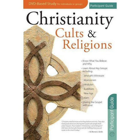 Christianity, Cults & Religions - by  Paul Carden (Paperback) - image 1 of 1
