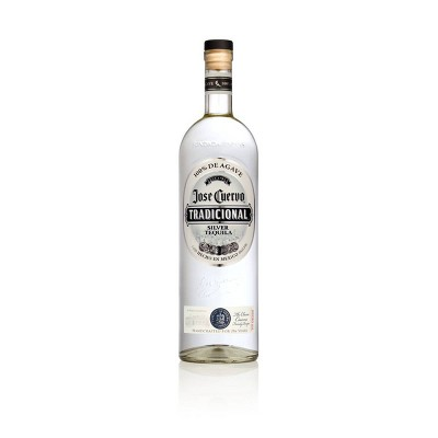 Jose Cuervo Tradicional Silver Tequila - 750ml Bottle