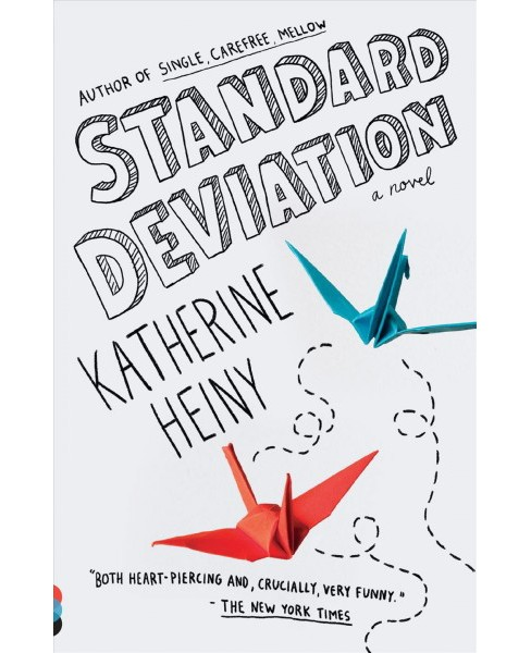 Standard Deviation -  Reprint (Vintage Contemporaries) by Katherine Heiny (Paperback) - image 1 of 1