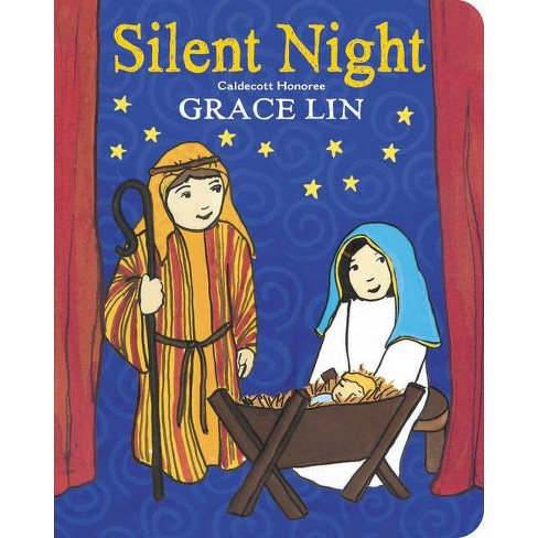 Silent Night - by  Grace Lin (Board_book) - image 1 of 1