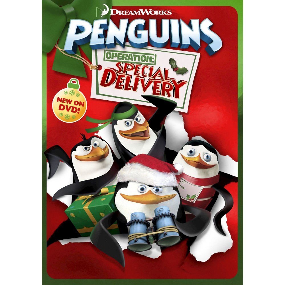 The Penguins of Madagascar: Operation: Special Delivery (dvd_video)