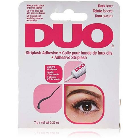 Duo Adhesive Lash Adhesive Dark - 0 25oz