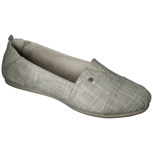 Women's Mad Love® Lydia Loafers - Silver 8 - image 1 of 3