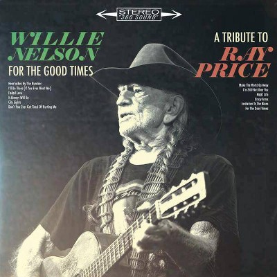 Willie Nelson - For The Good Times: A Tribute To Ray Price (Vinyl)