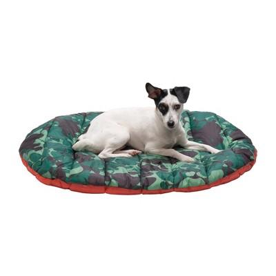 FurHaven Stuff Sack Reversible Travel Dog  Bed with Bag