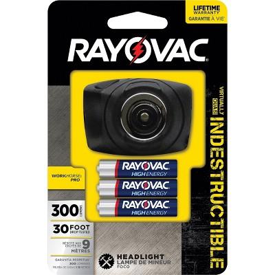 Rayovac Workhorse Pro 3AAA LED Virtually DIYPHL3AAA-BTA