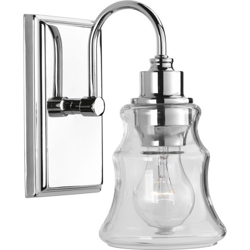 "Progress Lighting P300137 Litchfield Single Light 5"" Wide Bathroom Sconce - image 1 of 1"