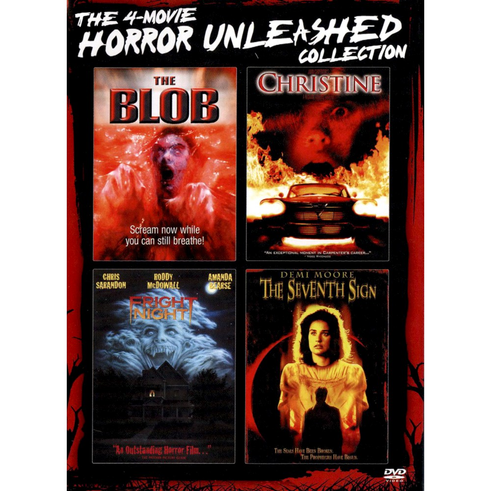 The 4-Movie Horror Unleashed Collection [2 Discs]