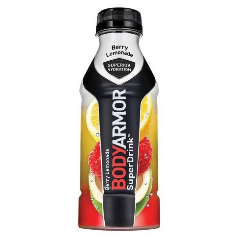 BODYARMOR Berry Lemonade - 16 fl oz Bottle - image 1 of 3