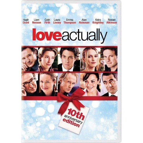Love Actually 10th Anniversary Edition (DVD) - image 1 of 1
