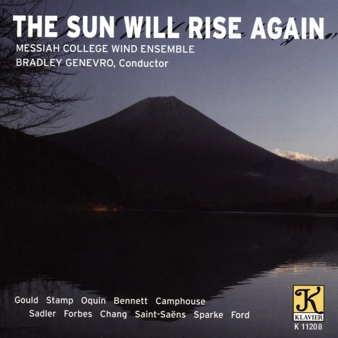 Messiah college wind - Sun will rise again (CD) - image 1 of 1