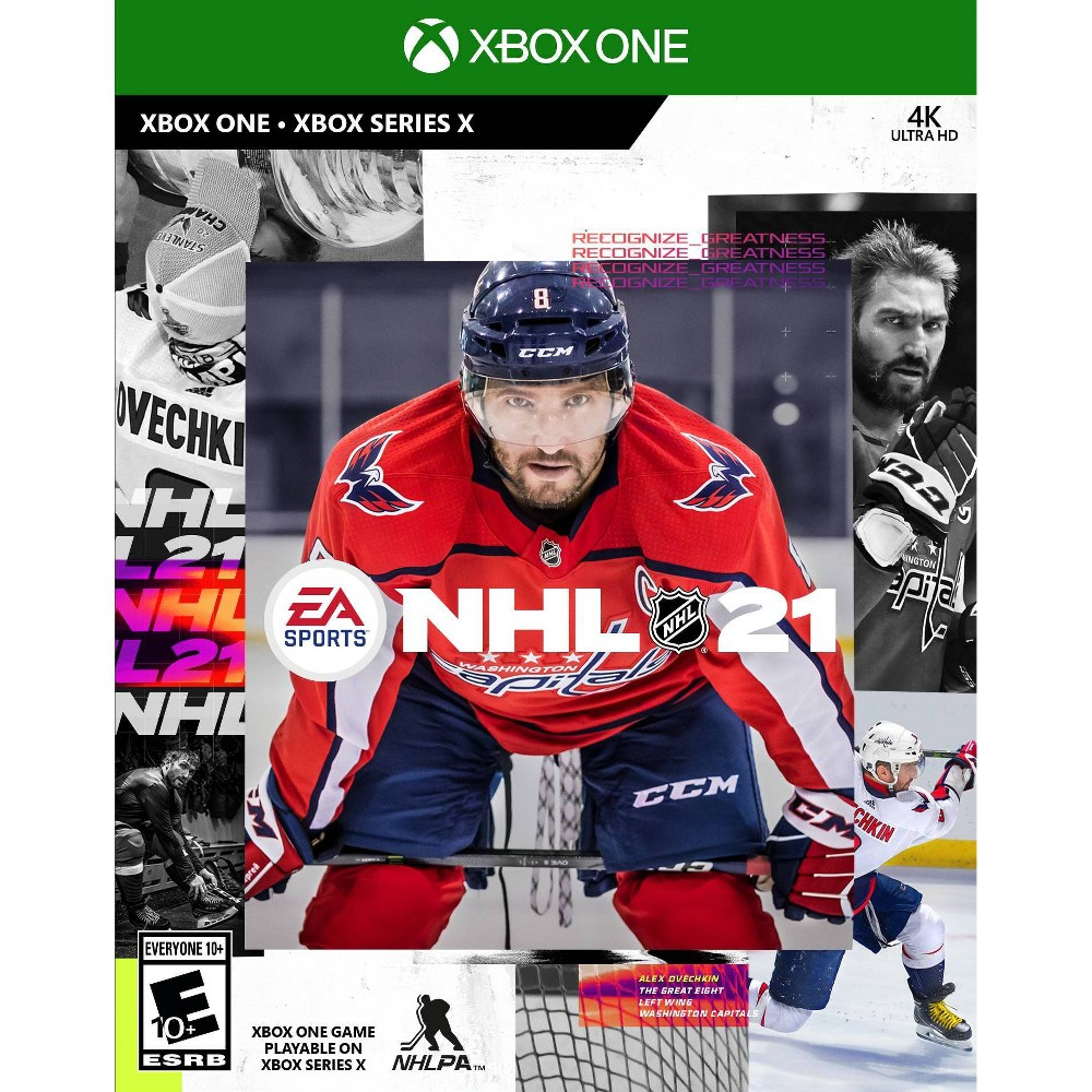 NHL 21 - Xbox One, Video Games