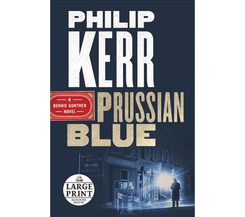Prussian Blue (Paperback) (Philip Kerr) - image 1 of 1