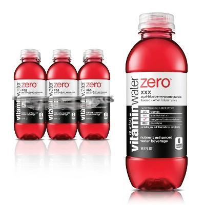 vitaminwater zero xxx aai- blueberry- pomegranate - 6pk/16.9 fl oz Bottles