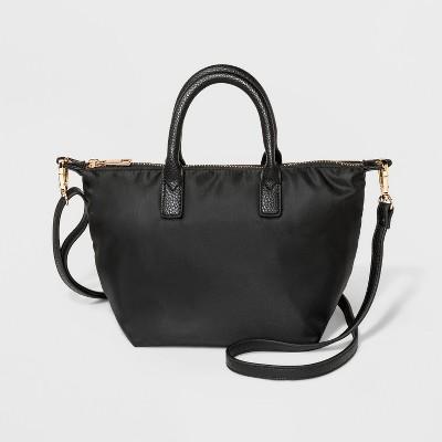 c8d1140c10 Mini Satchel Crossbody Bag – A New Day™ Black – Target Inventory ...