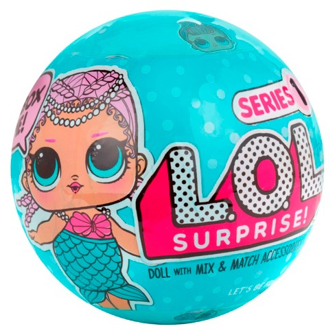 L O L Surprise Doll Series 1 2 Sidekick Target