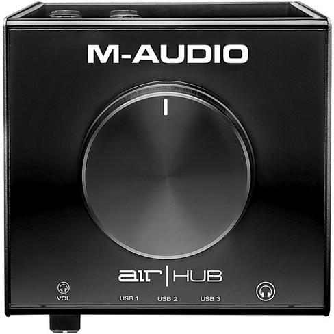 M-Audio AIR| Hub 3-Port USB Monitoring Interface - image 1 of 3
