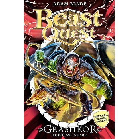 Beast Quest: Special 9: Grashkor the Beast Guard - by  Adam Blade (Paperback) - image 1 of 1