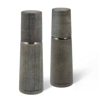 """Cole & Mason Marlow 7""""  Wood Mill Set"""